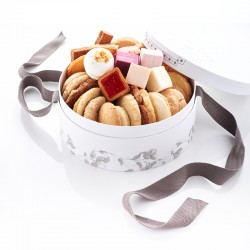 OUR SPECIALTY  – GOURMET  COOKIE BOX