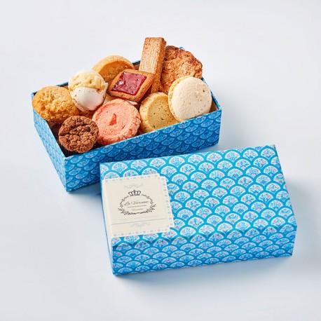 Coffret gourmand 15 biscuits