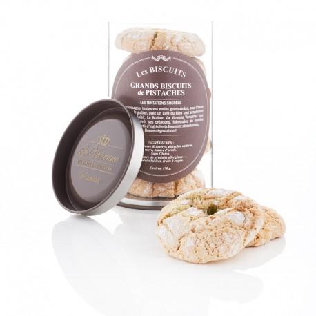 Grand biscuit de pistaches