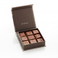 MILK CHOCOLATE LUXURY CASE