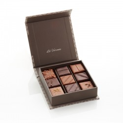 Mini Intense deux chocolat